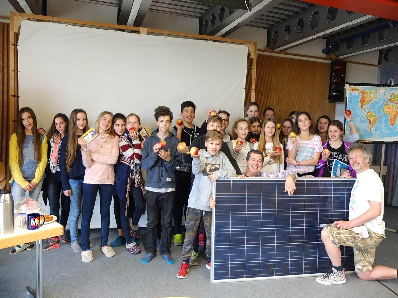 Schüerl-Energieprojekt